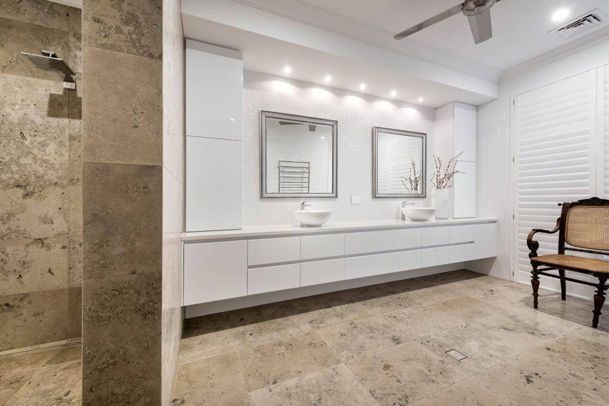 Bathroom design gallery bathroom inspiration perth wa for Bathroom design inspiration gallery