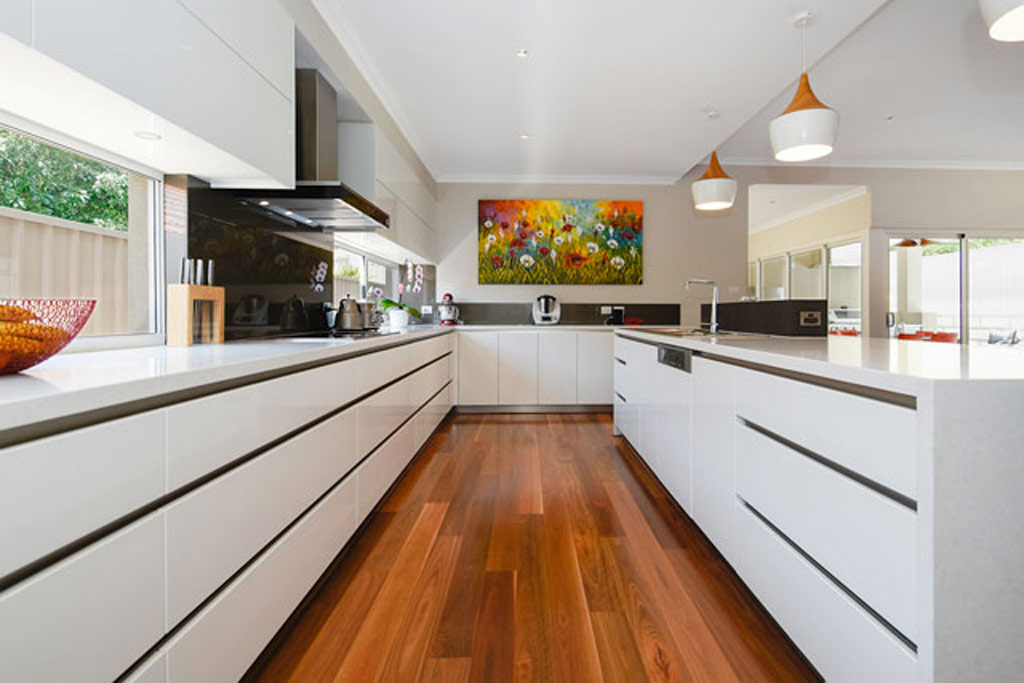 Kitchen designs kitchen gallery perth wa for Kitchen designs perth