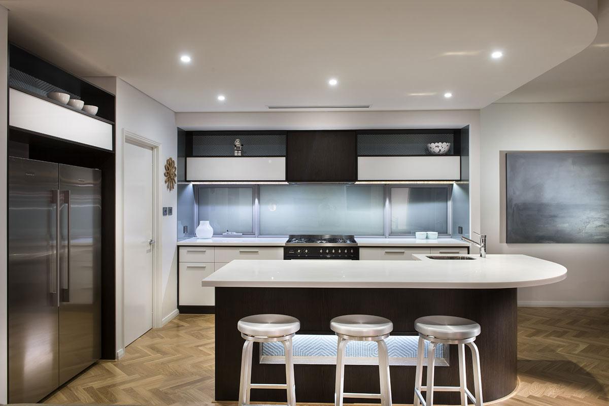 Kitchen designs kitchen gallery perth wa for Kitchen designs perth wa
