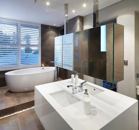 Wembley Bathroom Design