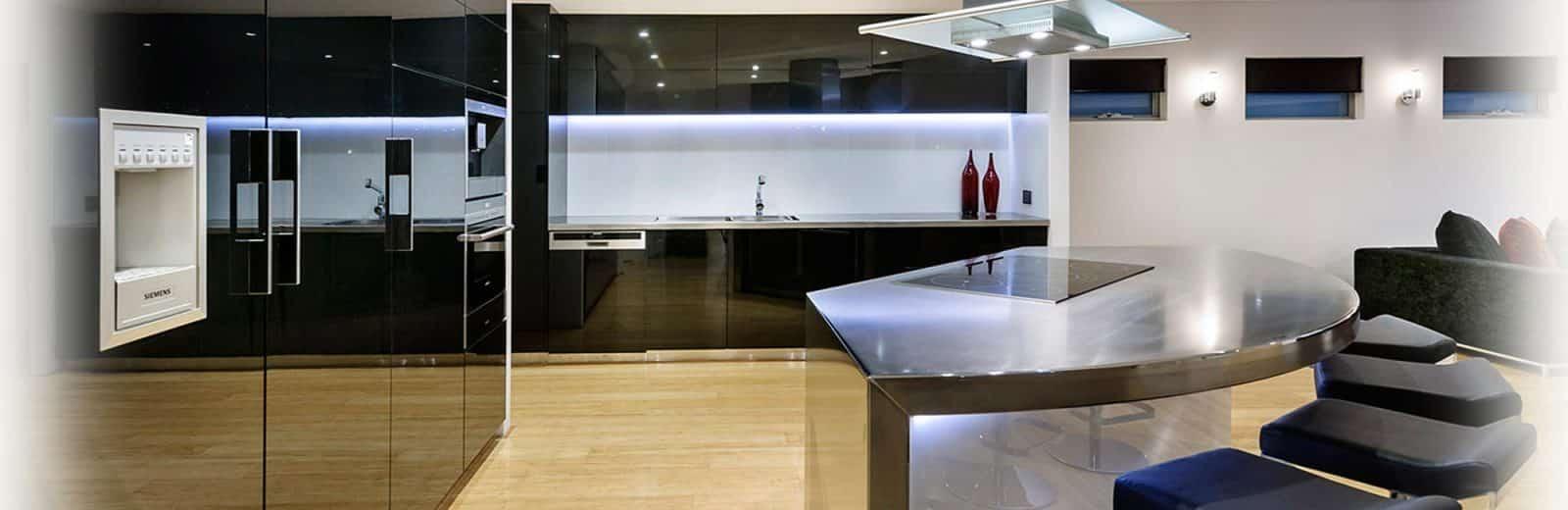 Kitchens perth kitchen cabinets bathroom cupboards for Kitchen cabinets perth